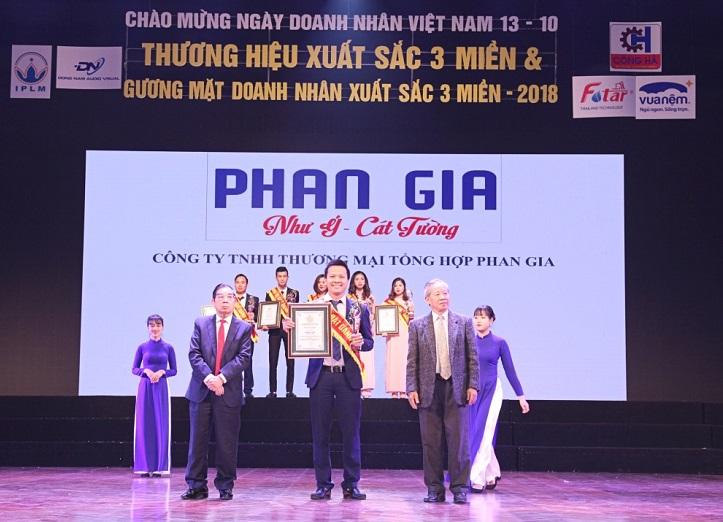 Báo Văn Hóa Doanh Nghiệp Việt Nam đưa tin về Phan Gia
