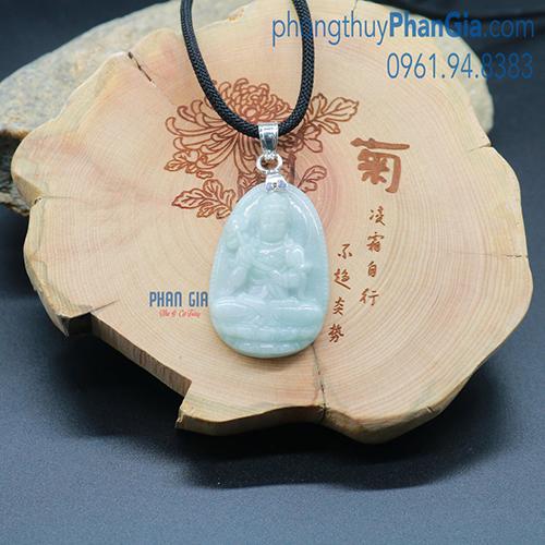 Mặt Phật Đại Thế Chí Bồ Tát Ngọc