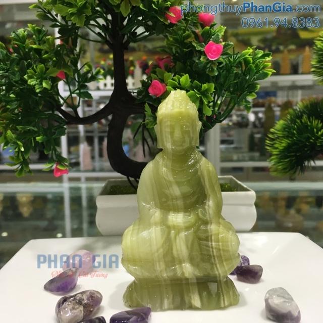 Phật Thích Ca Mâu Ni Ngọc Pakistan
