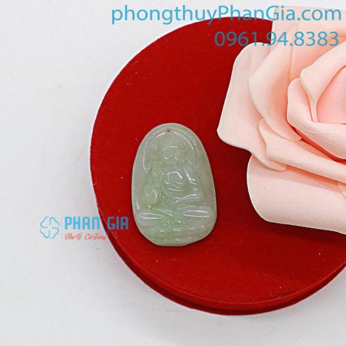 Mặt Phật A Di Đà Ngọc
